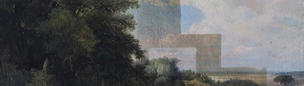 Leistungen Restaurator Jakob Wedemeyer - Reinigung und Firnisabnahme von Gemälden
