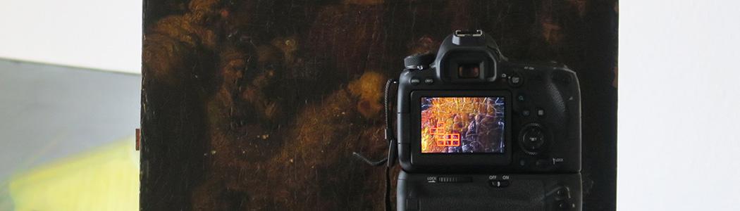 Leistungen Restaurator Jakob Wedemeyer - Fotodokumentation der Restaurierungsmaßnahmen, Erstellung von Zustandsberichten, Schadenskartierungen und Protokollen
